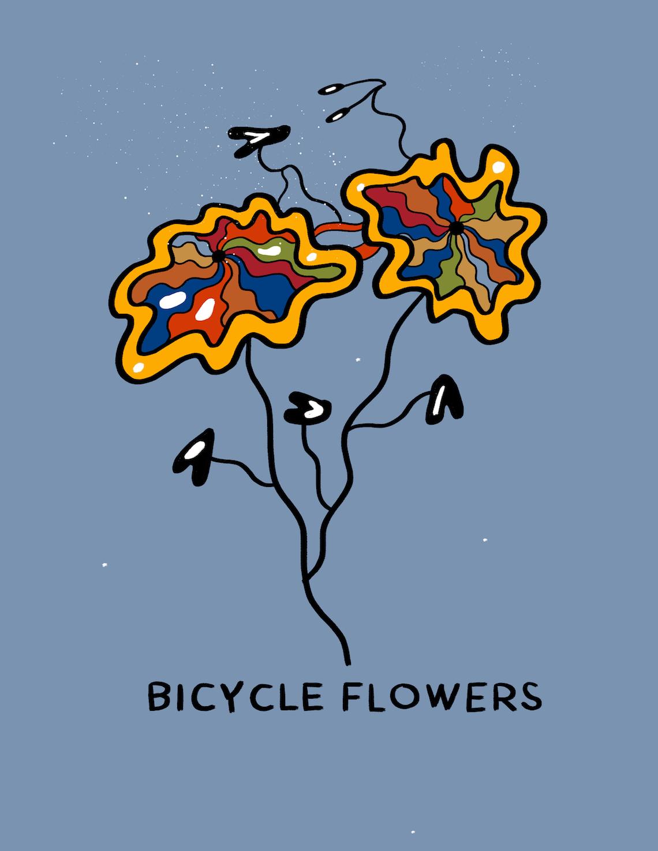 Bicycle Zine by Meijia Xu illustrations_6