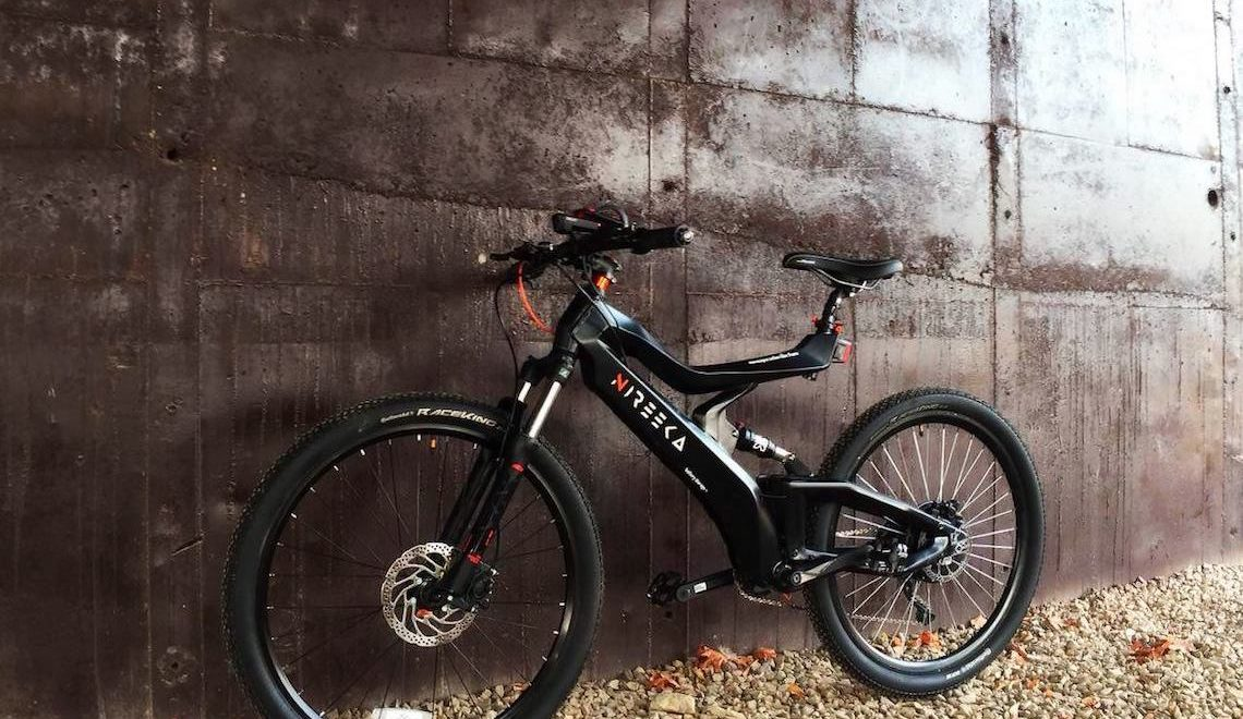 Nireeka. La smart e-bike in carbonio, leggera e conveniente