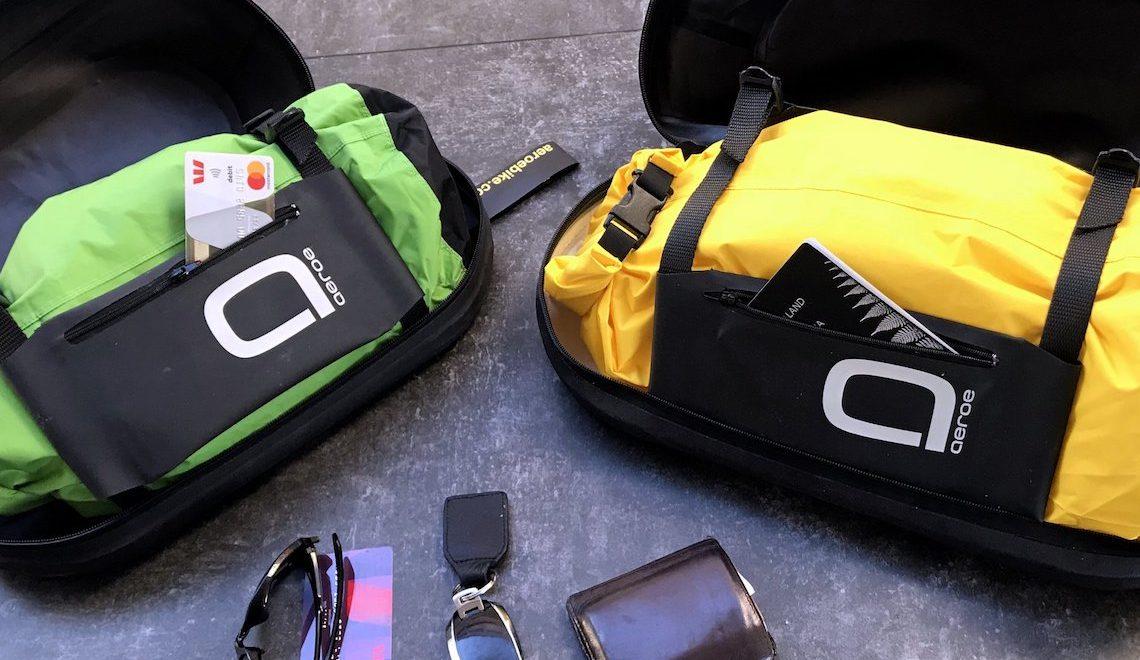Aeroe BikePack. Il rivoluzionario sistema di borse per la bici