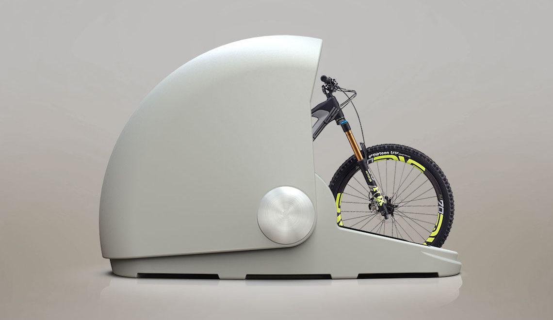 Alpen Bike Capsule. Una vera casa per la tua bici