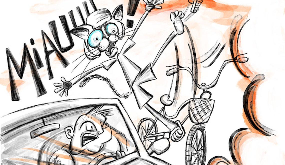 Una Aventura en Bicicleta, by JoséCarlos Chihuán Trevejo