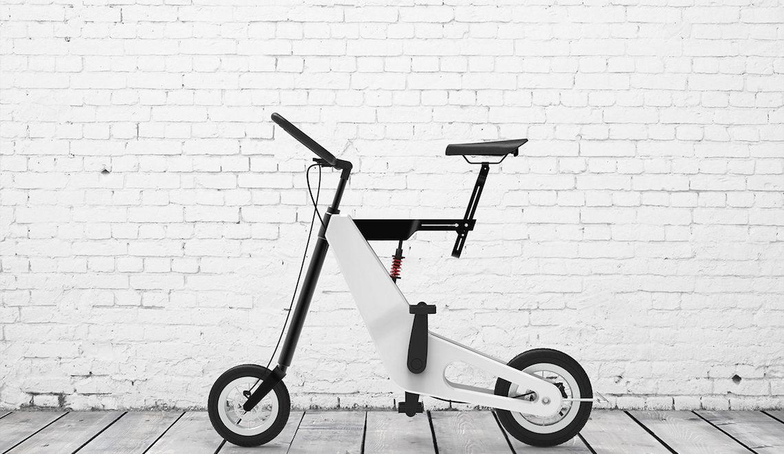 Urban Bike. Un concept di Zheng Zheren