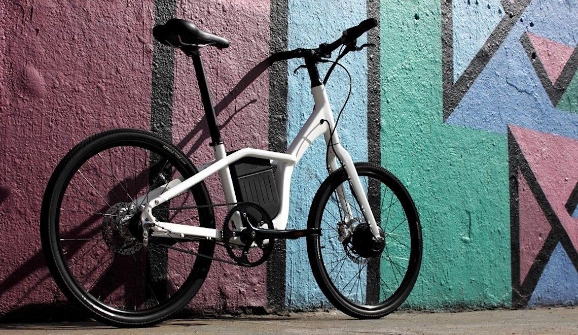 Oh! Bike. La nuova bici elettrica, intelligente e leggera
