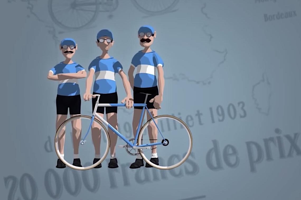 The Tour De France Explained in Animation_InfobytesTV.2