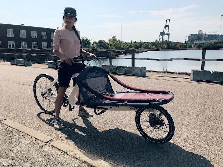 VeloSled Anna_cargo-bike_urbancycling_5