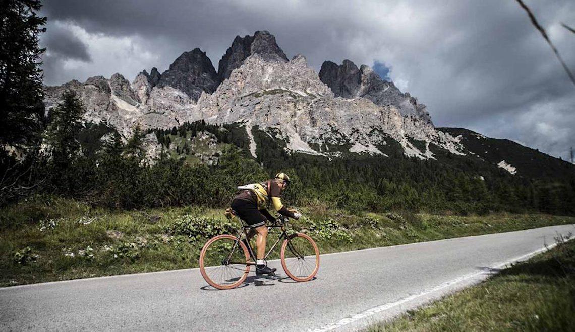 Eroica Dolomiti. Cicloturistica d'epoca a San Candido