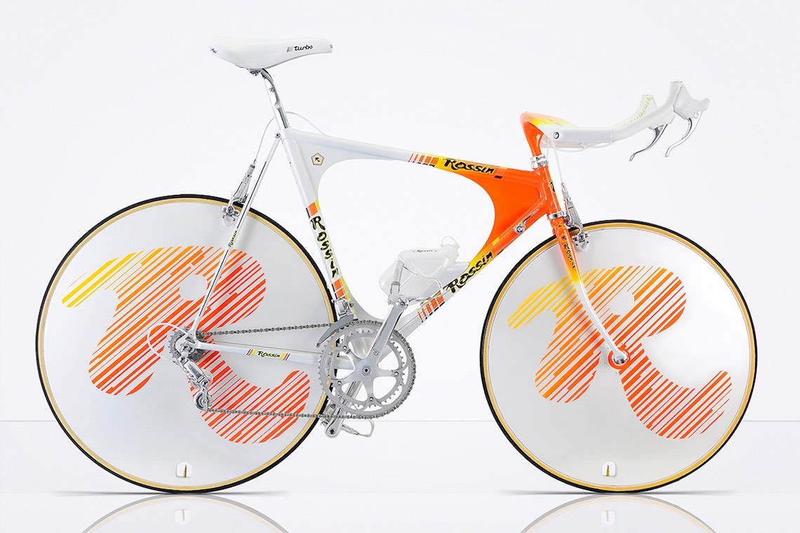 Rossin Futura CX4_Vintage_Luxury_Bicycle_1