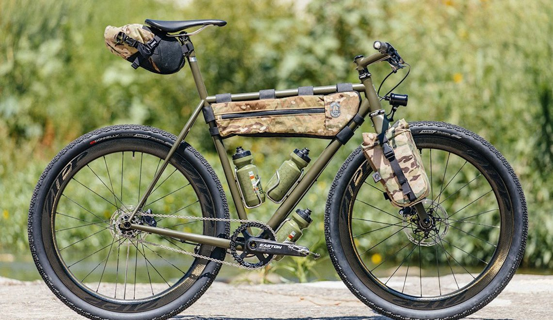 Speedvagen GTFO. Made in Portland e pronta a tutto