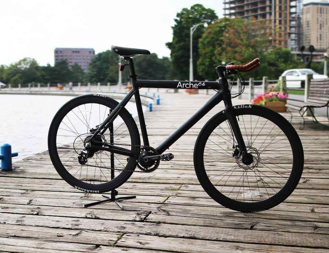 Arche CS e-bike_Thales_Motors_1