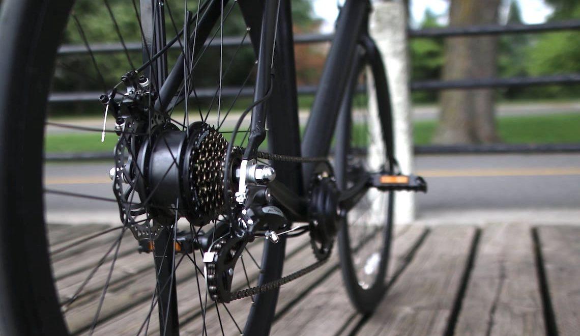 Arche CS. La bici elettrica minimalista by Thales Motors