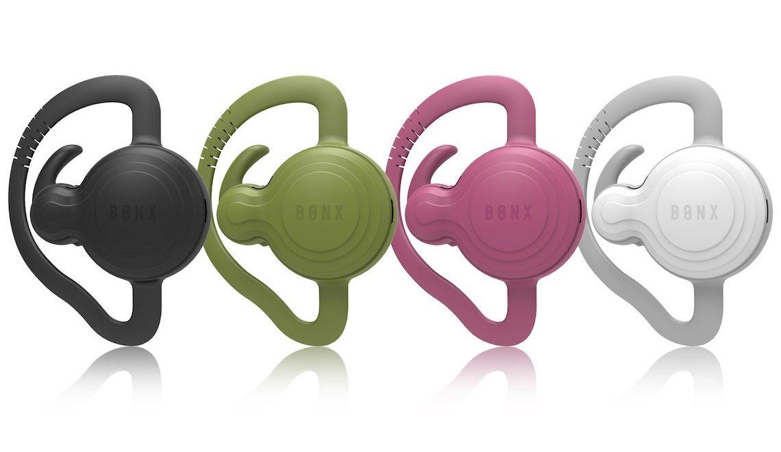 BONX Grip. L'auricolare ultra versatile per la bicicletta