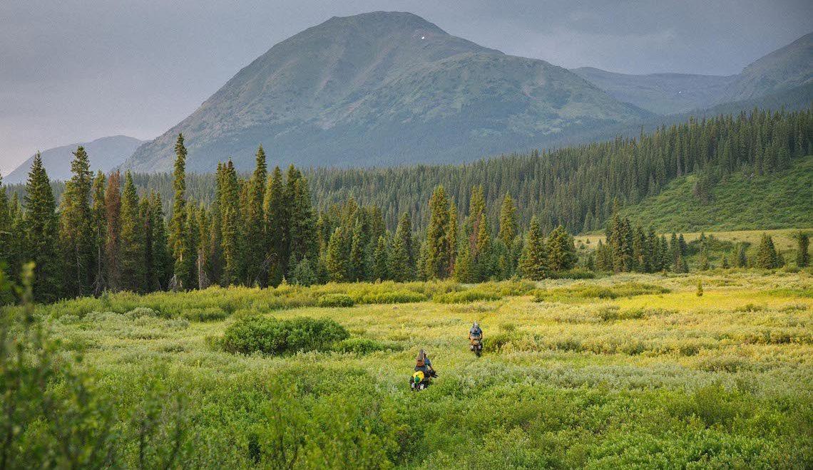 Chasing Wild. In bici e packraft nelle sacre sorgenti