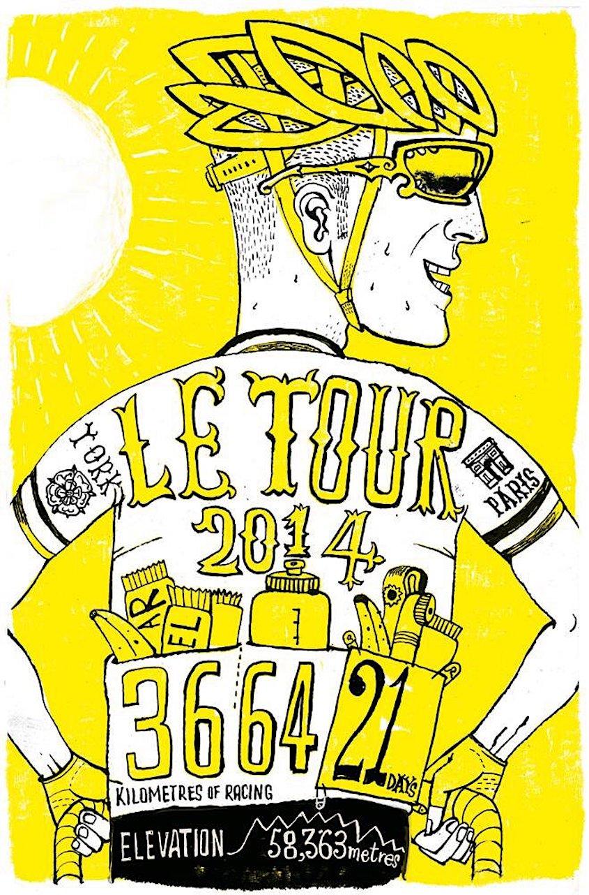 Chris Watson Cycling Art Prints_6