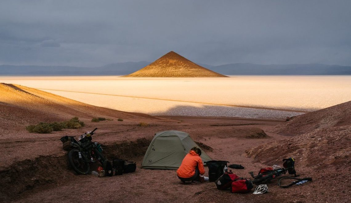 Bikepacking nella Ruta Del Diablo in Argentina, by Ryan Wilson
