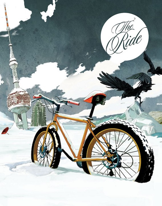 Shan Jiang illustrations_The Ride Journal_6