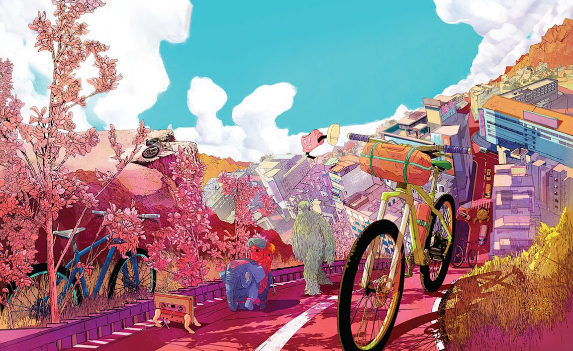 Shan Jiang illustrations_The Ride Journal_8