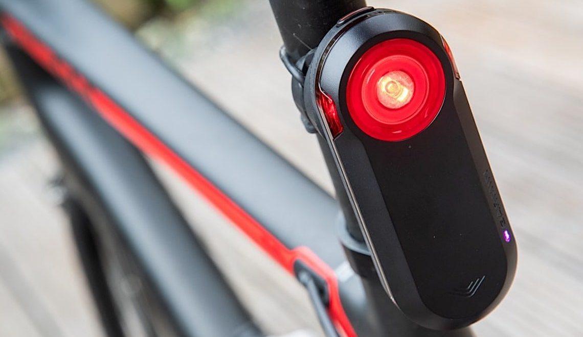 Ciclo-radar Garmin Varia RTL510 e faro UT800. Più sicuri in bici