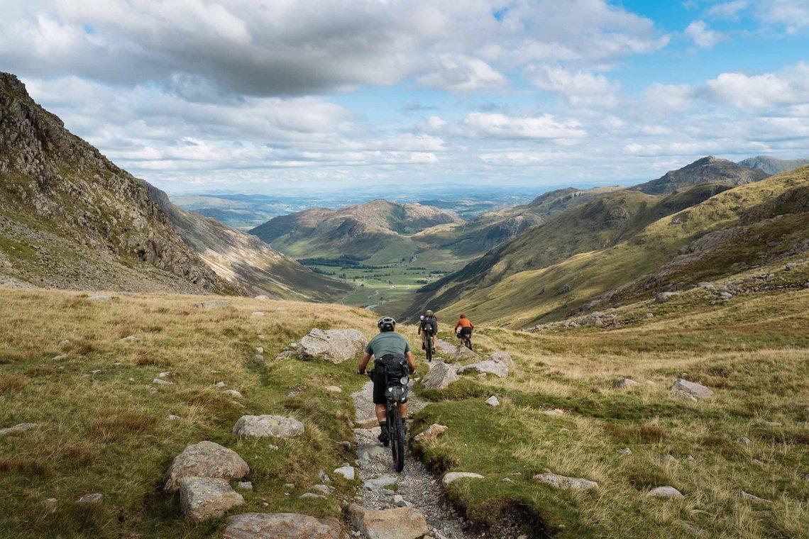 Lake District national Park bikepacking_pannier_2