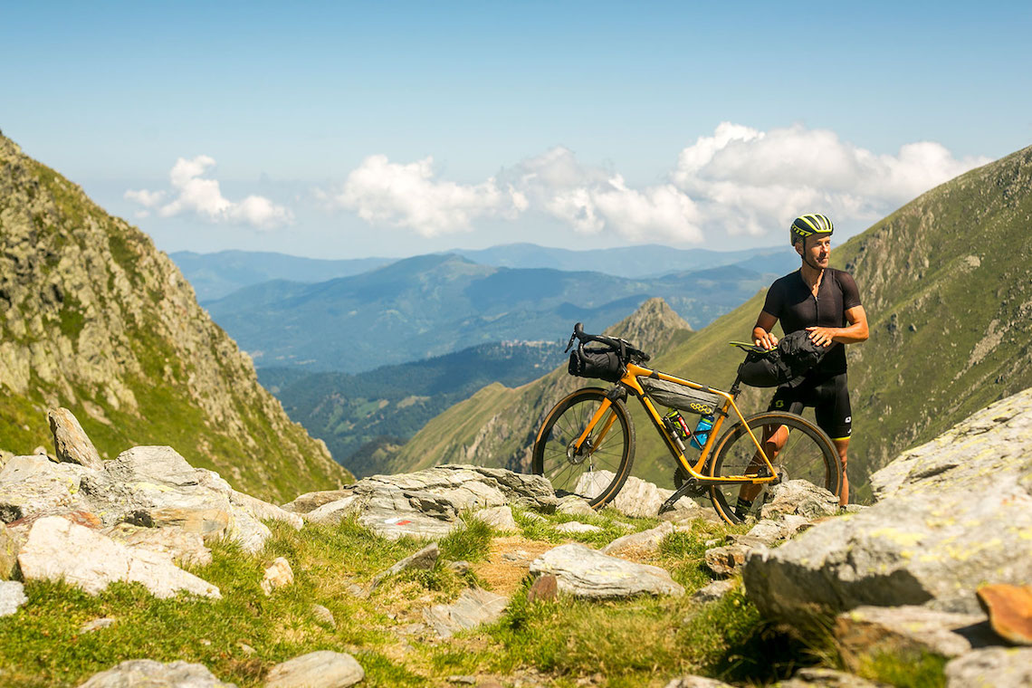 Andorra in gravel bike con Svein Tuft_Scott_Sports_2