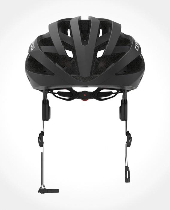 Coros Omni casco smart per la bici_2
