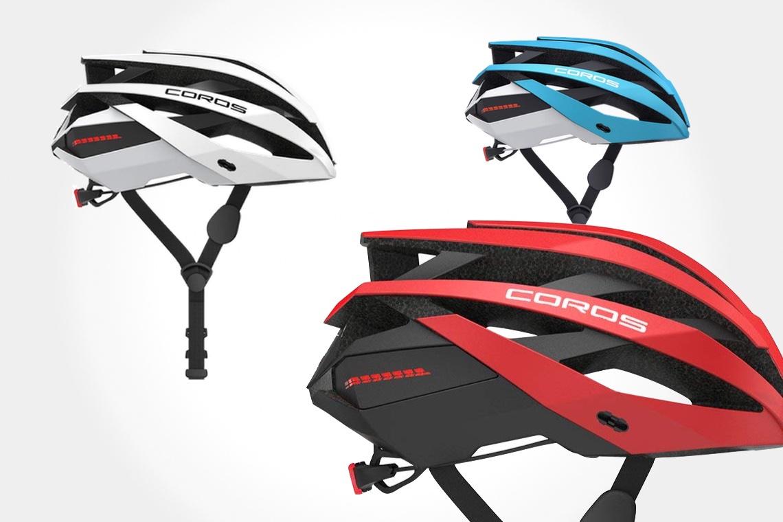 Coros Omni casco smart per la bici_6