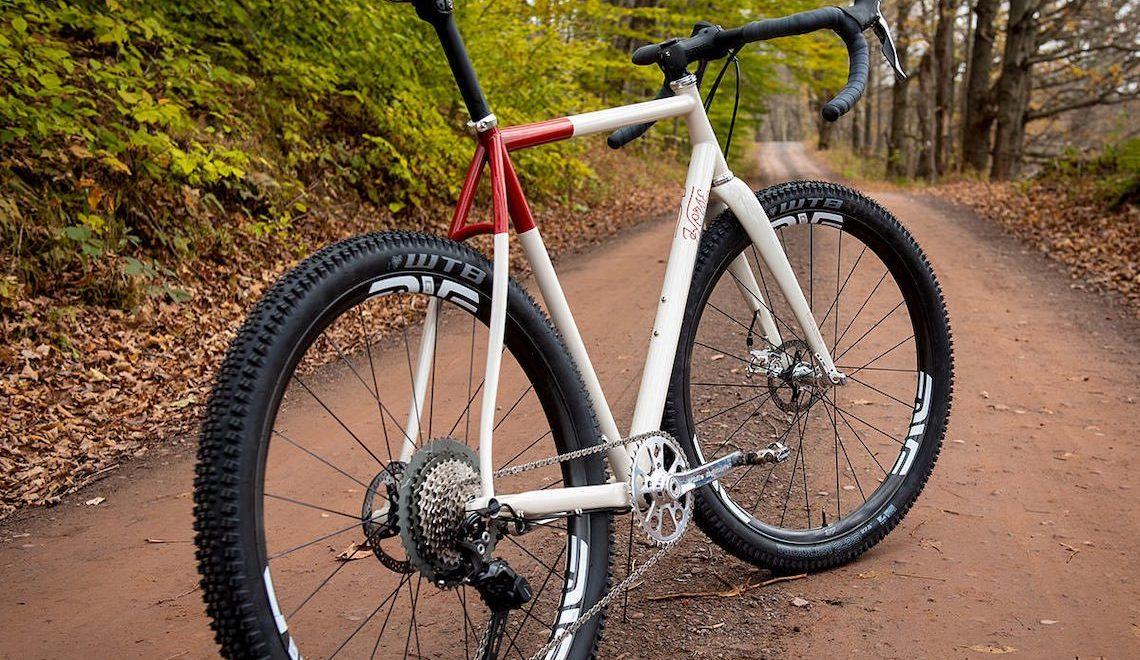 Horse Cycles Gravel + ENVE G Series