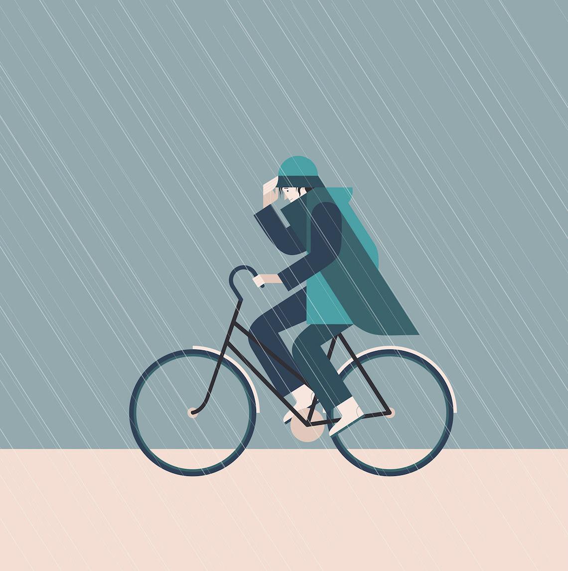 Jim Boum bicycle_illustrations_1