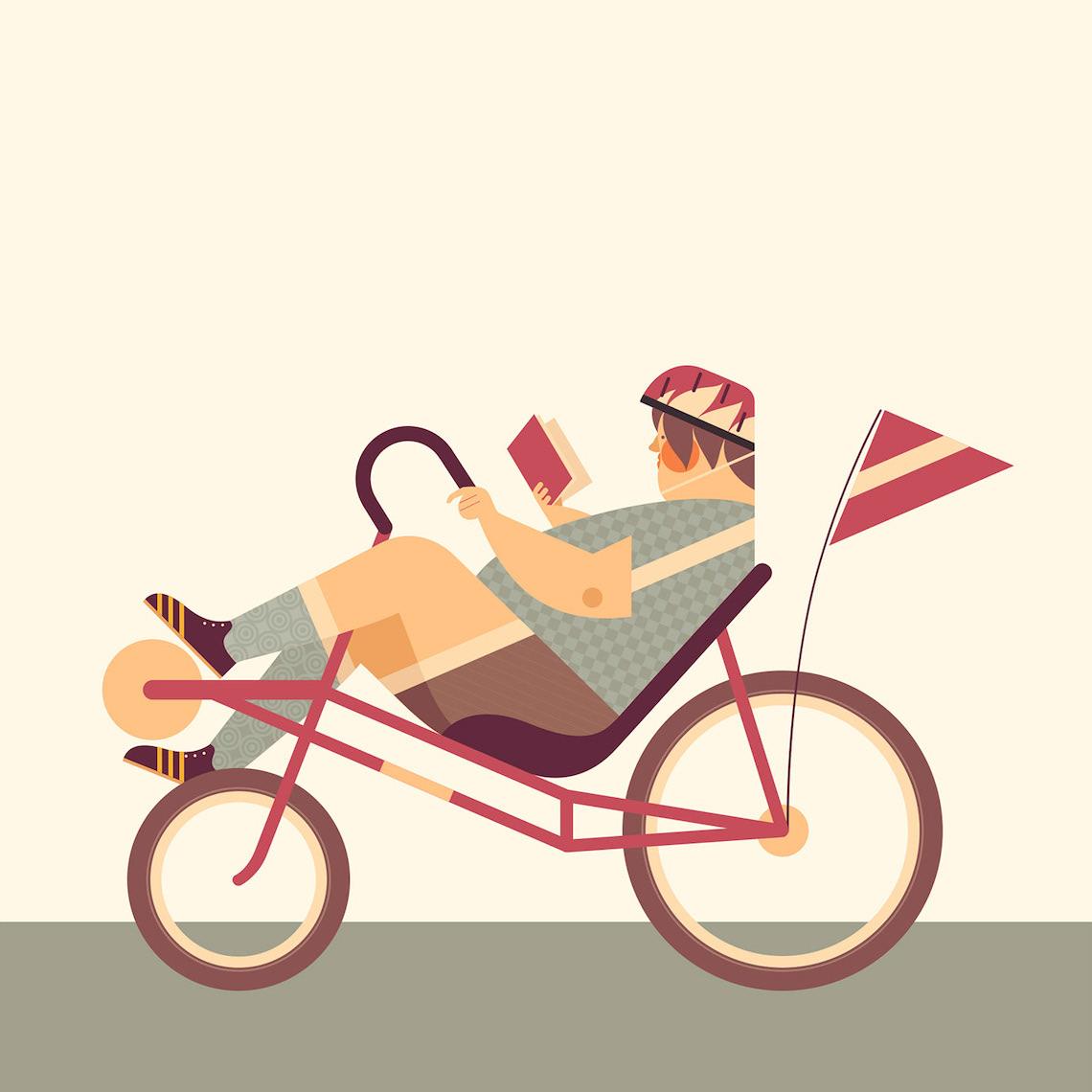 Jim Boum bicycle_illustrations_8