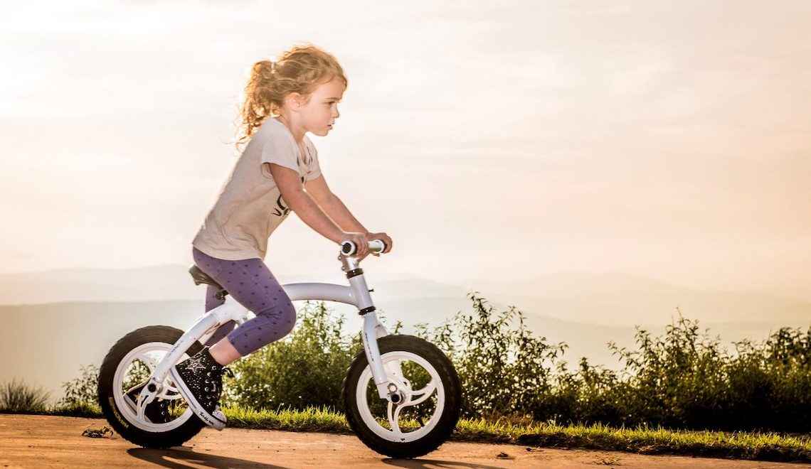 Monkeycycle. La bici modulare per bambini, 8 kit in 1
