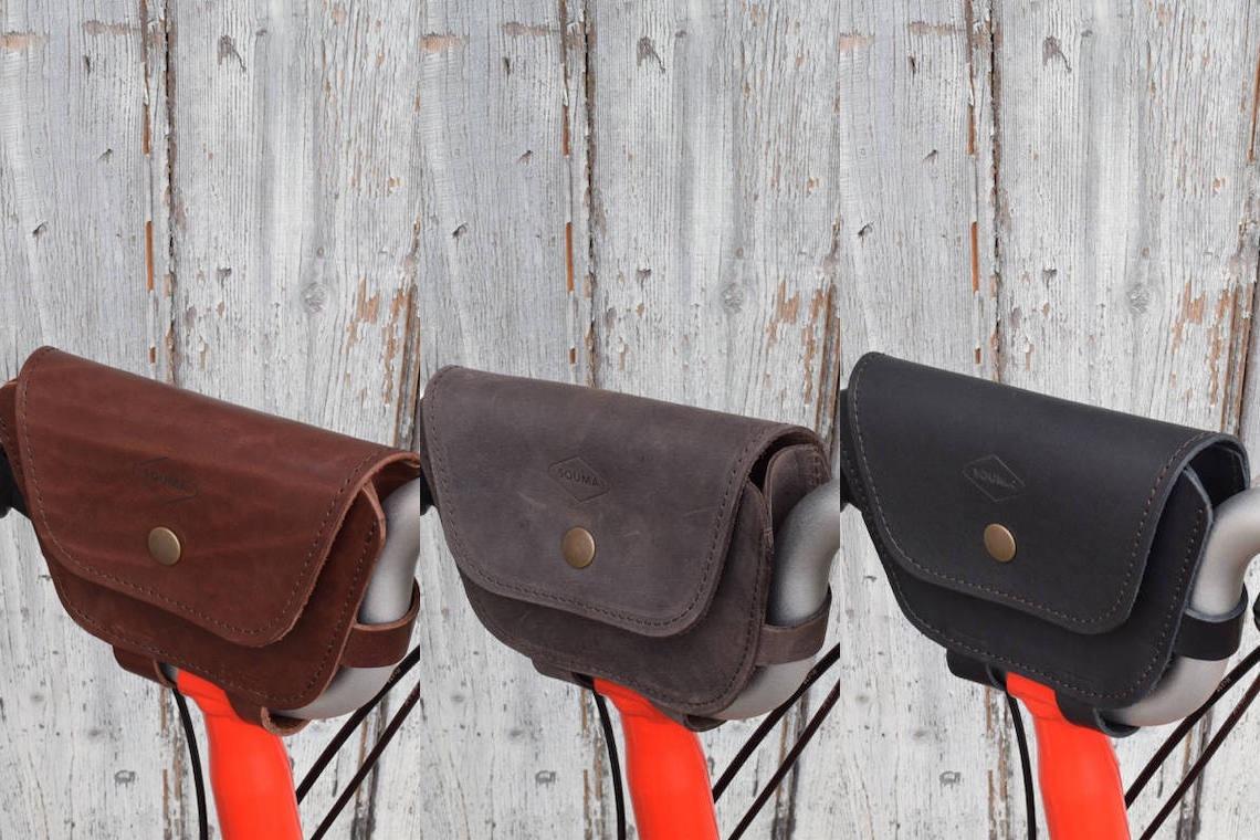 Souma Leather Topaz borsa Brompton_6