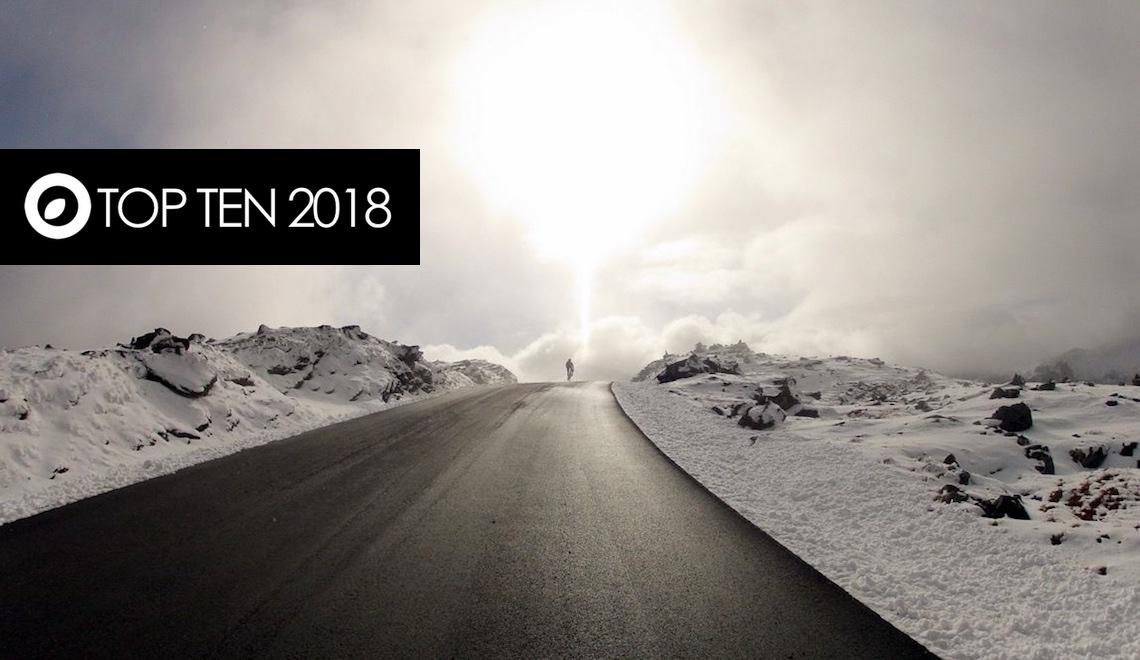 urbancycling TOP TEN 2018. Categoria VIAGGI
