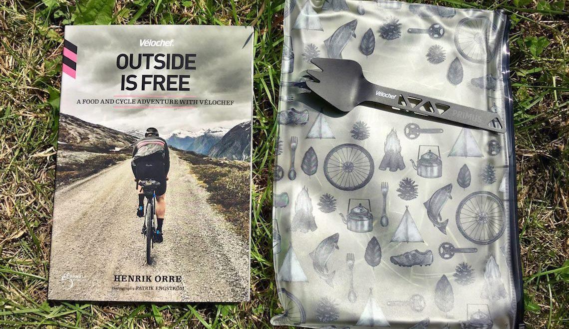 Velochef, Outside is Free. Un libro di Henrik Orre