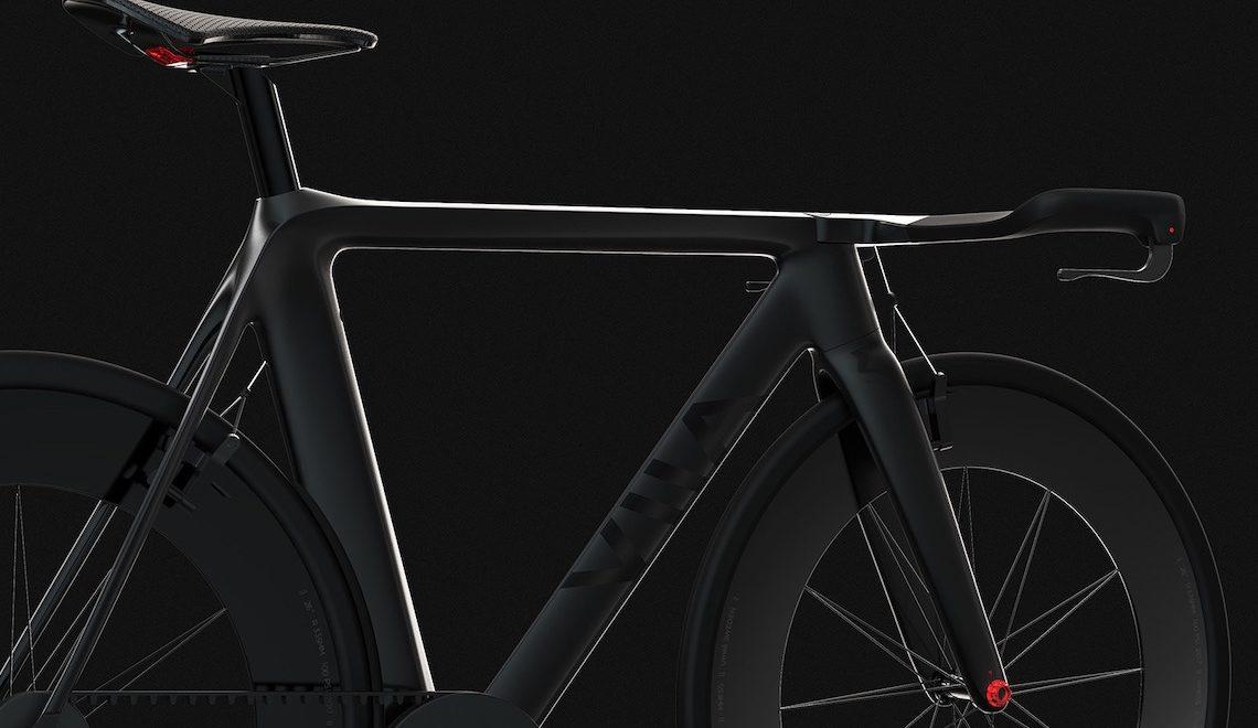 VIIA Concept Bike, del designer Manuel Hess