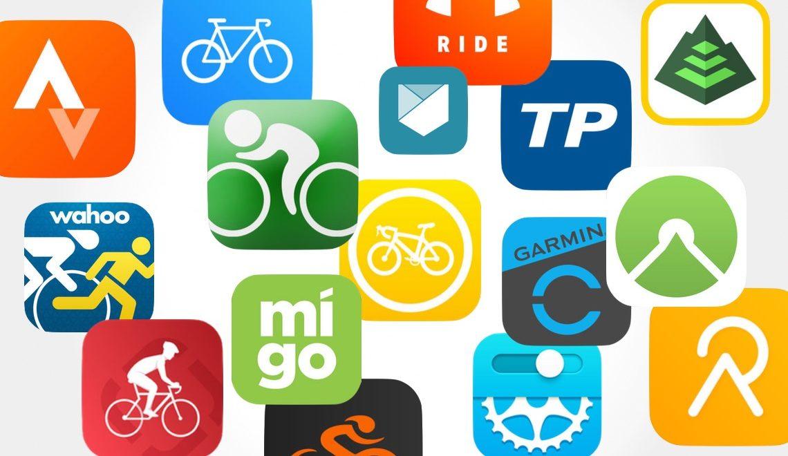 Tutte le migliori App per il ciclismo. iOS e Android