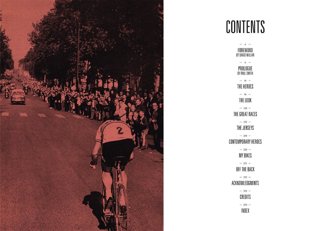 Paul Smith's Cycling Scrapbook Thames & Hudson_2