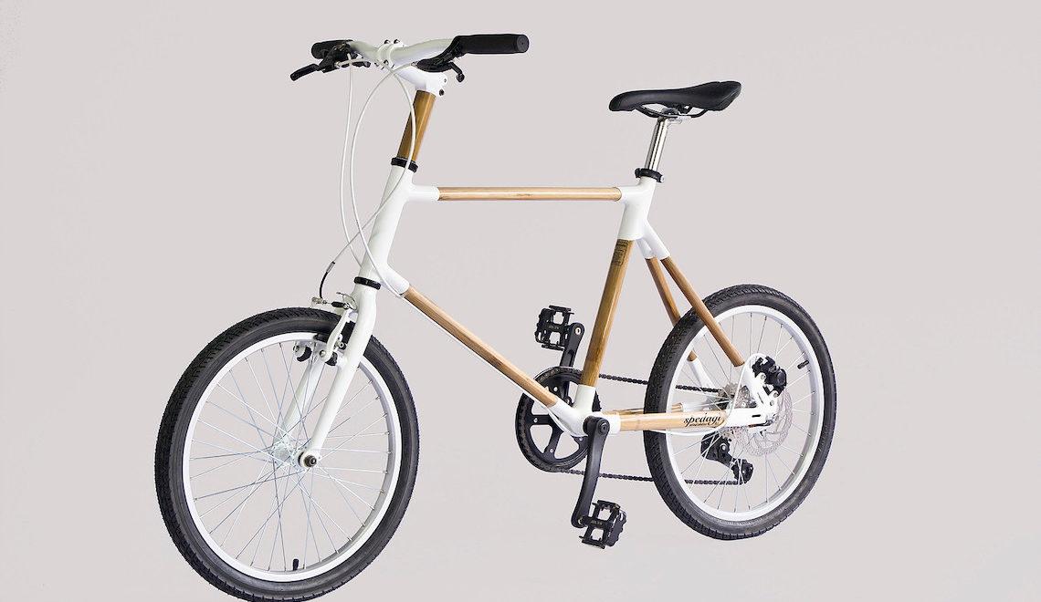 Bamboo Bicycle Spedagi Rodacilik Minivelo