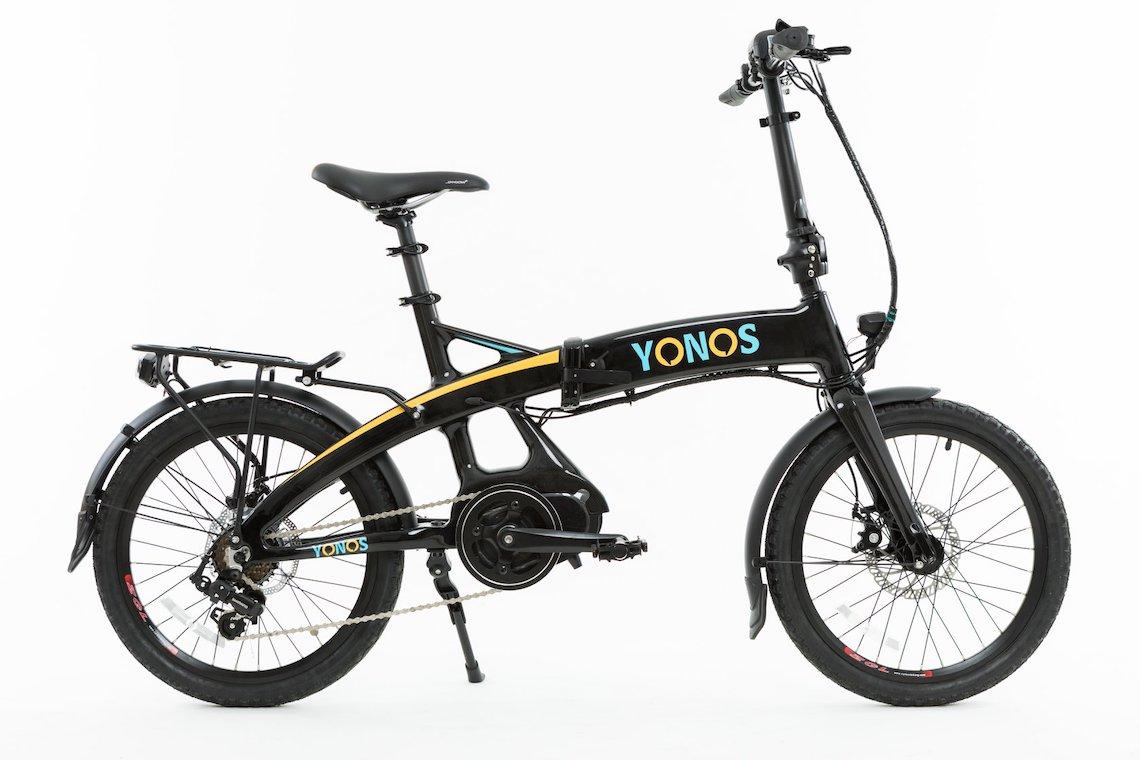 Yonos folding e-Bike_urbancycling_1