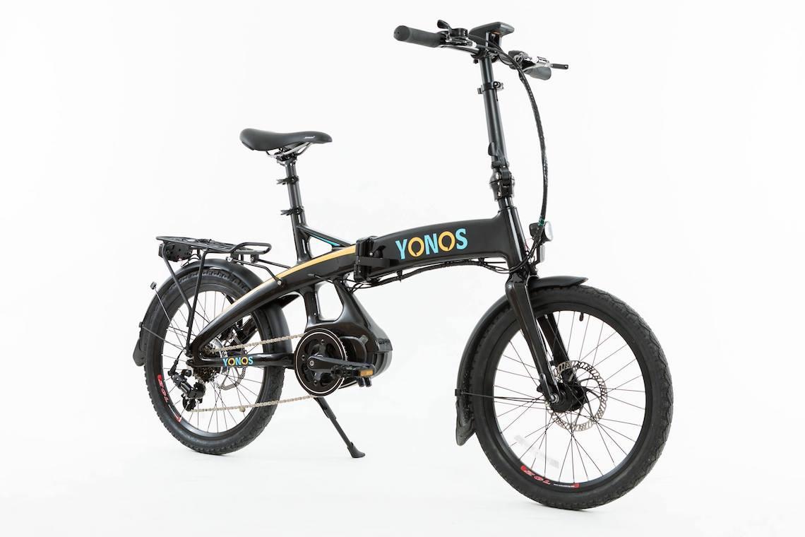 Yonos folding e-Bike_urbancycling_2