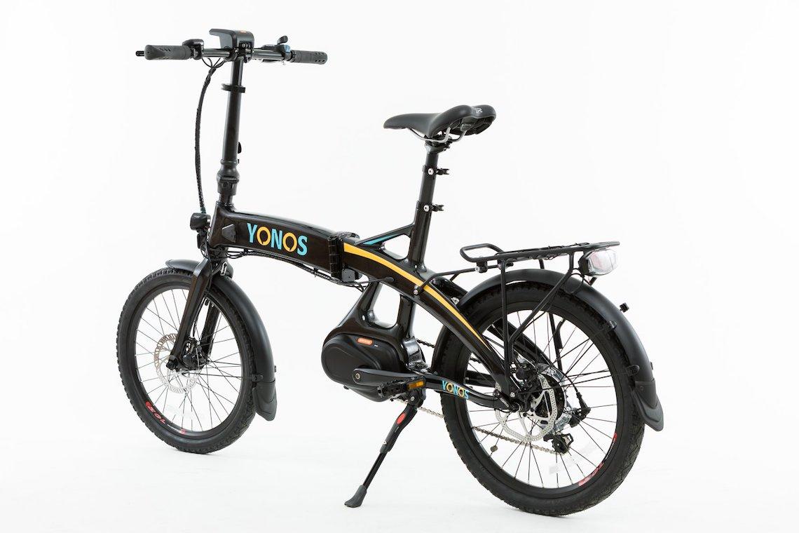 Yonos folding e-Bike_urbancycling_3