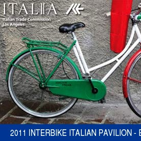 Interbike 2011, presenza importante del Made in Italy