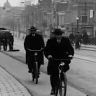 Olanda, cosi' sono nate le ciclabili