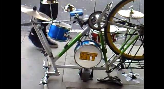 """Una bici a """" batteria """""""
