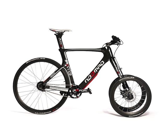 Noomad La Bicicletta A Tre Ruote Dalla Spagna Urbancyclingit