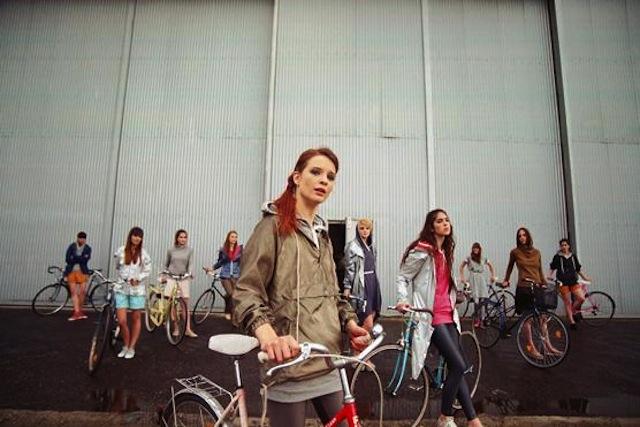 UrbanLegend, cyclewear made in Budapest