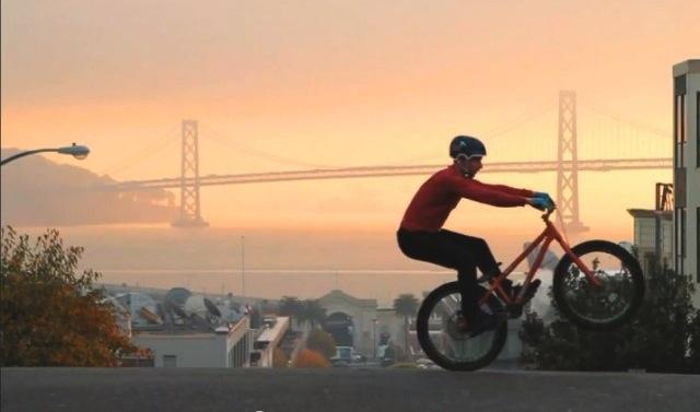 Danny MacAskill vs. San Francisco