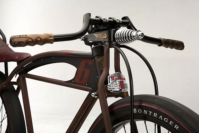 1935 Monark 5 Bar Deluxe 6 Rat Racer Urbancyclingit