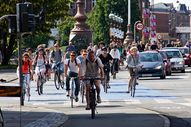 Bruxelles, ciclovie EuroVelo tra le infrastrutture TEN T