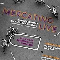 Mercatino Live! Mostra, scambio biciclette a Bologna
