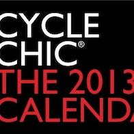 Cycle Chic Calendar 2013