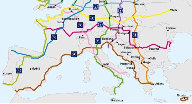 Il 18 dicembre e' il giorno del futuro della bici in Europa
